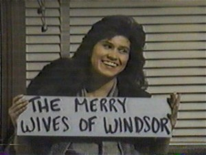 Jo of 'The Facts of Life' played by Nancy McKeon