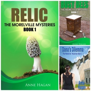 Morelville Mysteries Book Collage