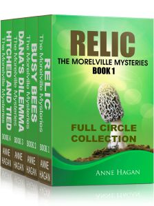 The Morelville Mysteries Boxed Set