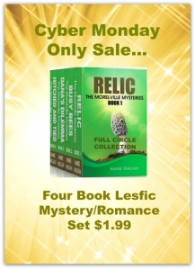 Full Circle Collection Sale Ad