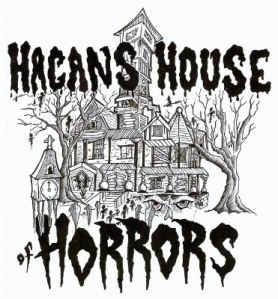 Hagan's House of Horrors Logo