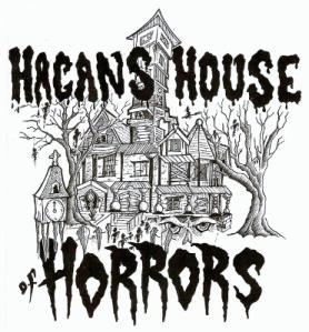 Hagan's House of Horrors Logo