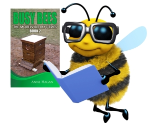 Busy Bees Book Advertisement